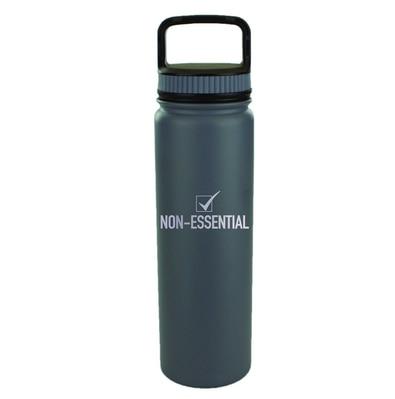 Washington Huskies 24 oz Stainless Water Bottle