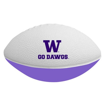Washington Huskies Foam Small Football