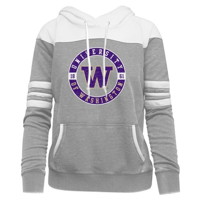 Washington Huskies Women's Blitz Pullover Hoodie