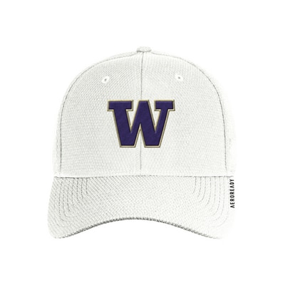 Washington Huskies Coach Structured Flex Hat