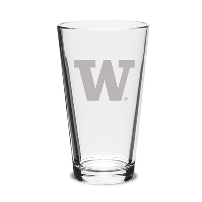 Washington Huskies Set 2 Pint Glass
