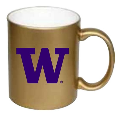 Washington Huskies 11 oz Ceramic Coffee Mug