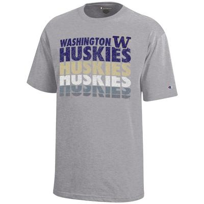 Washington Huskies Youth Jersey T-Shirt