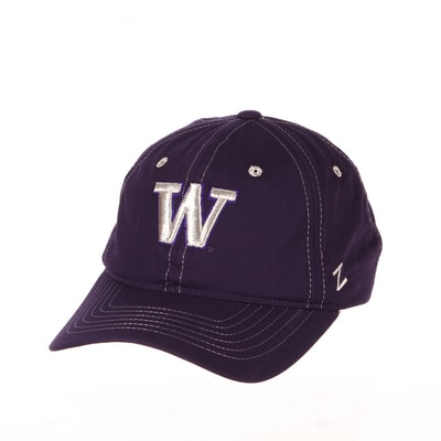 Washington Huskies Shimmer Adjustable Hat