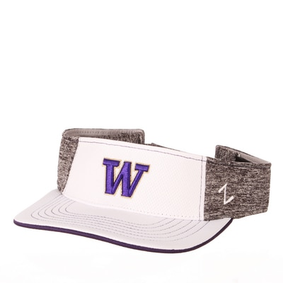 Washington Huskies Solstice Visor
