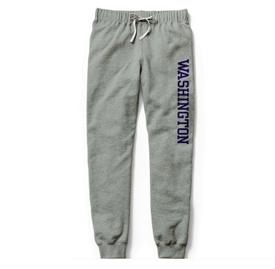 Washington Huskies Womens Classic Jogger