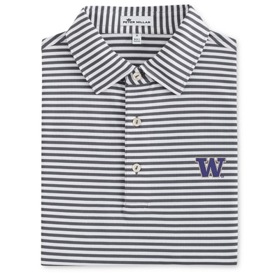 Washington Huskies TOUCHDOWN STRIPE MESH