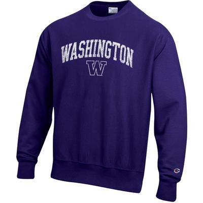 Washington Huskies Champion Reverse Weave Sweatshirt