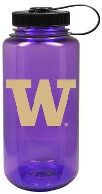 Washington Huskies Nalgne 32oz Triton Wide Mouth Water Bottle