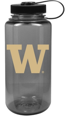 Washington Huskies Nalgne 32oz Triton Wide Mouth Water Bottle