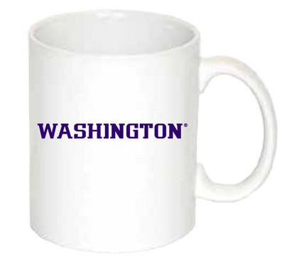 Washington Huskies 11oz Ceramic Coffee Mug