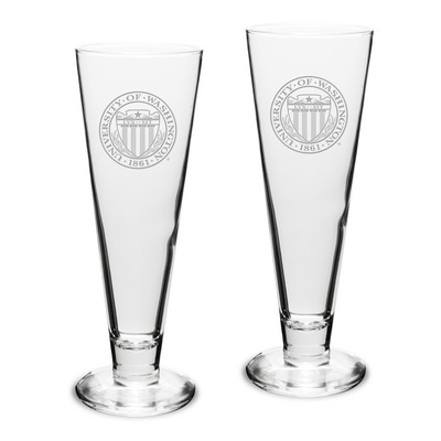 Set 2 Pilsner Glass