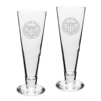 Set 2 Pilsner Glass