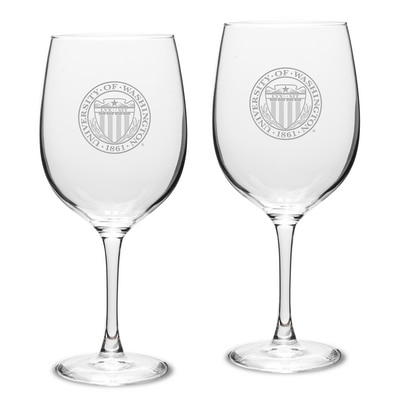 Set 2 Red Wine Glass
