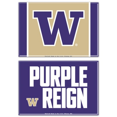 Washington Huskies 2pk Magnets