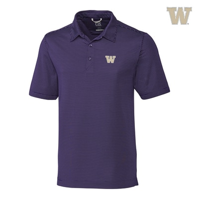 Washington Huskies Cutter & Buck Prevail Polo