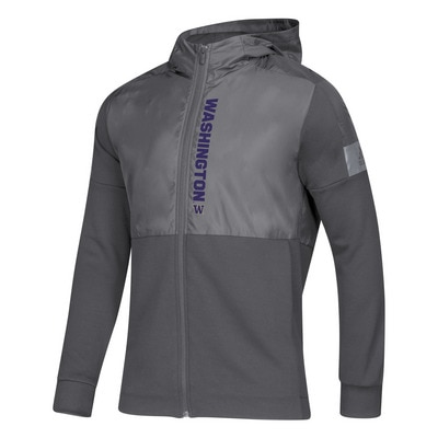Adidas Men's Game Mode Full Zip Jacket