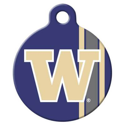 Washington Huskies Pet Charm