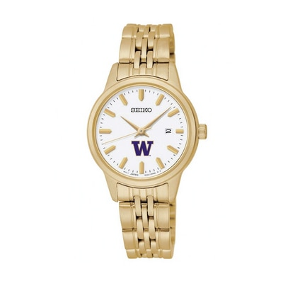 Washington Huskies Seiko Ladies' Watch