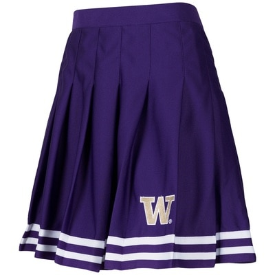 Washington Huskies Rah Rah Cheer Skirt
