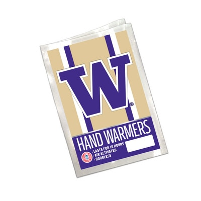 Washington Huskies 2 Pack of Hand Warmers