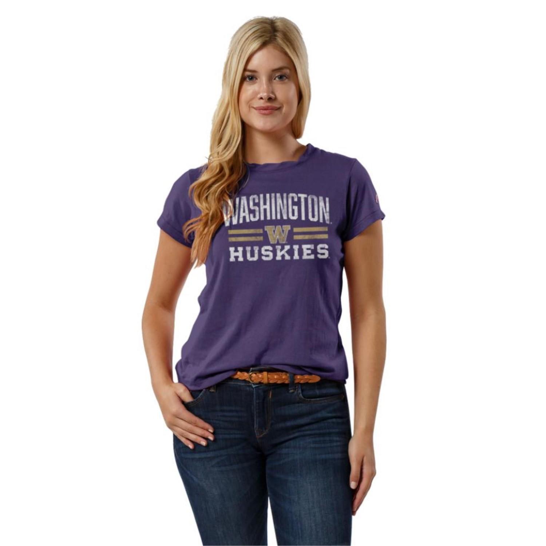Washington Huskies  Women's Respin T-Shirt