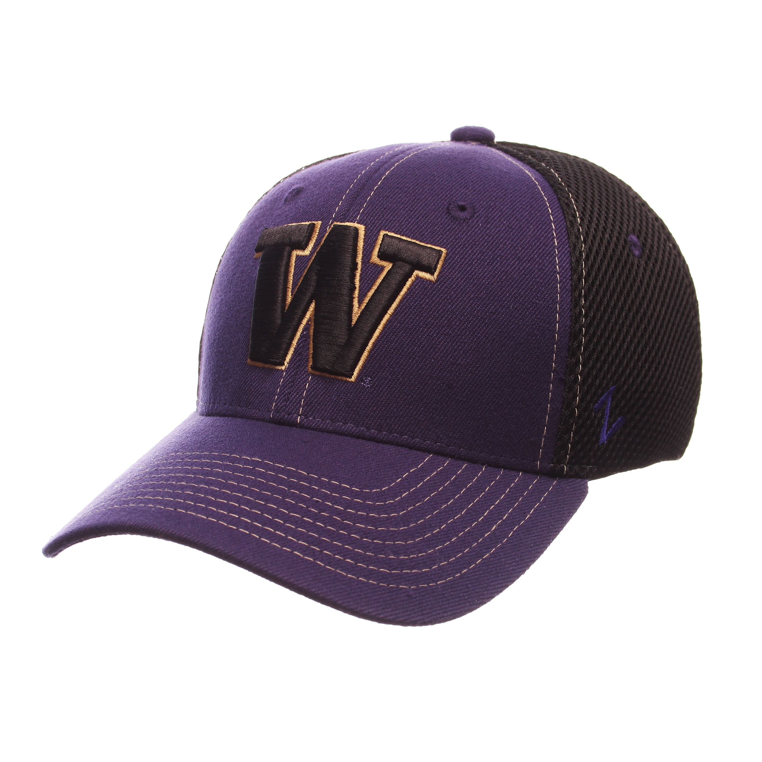 Washington Huskies Youth Shortstop Hat
