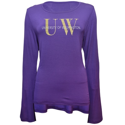 Washington Huskies Sugar Slit Sleeve