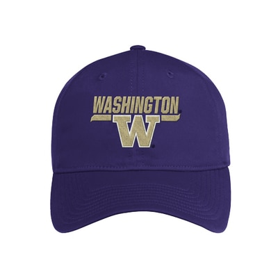 Washington Huskies Men's Coach Slouch Hat