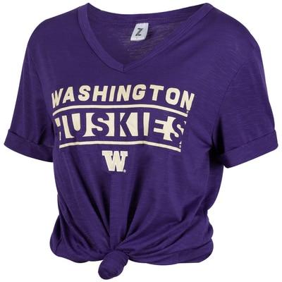 Washington Huskies Womens Juke Top