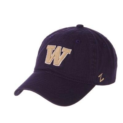 Washington Huskies Zephyr Scholarship Adjustable Cap Hat