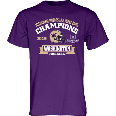 Washington Huskies Blue 84 Bowl Champions Tee