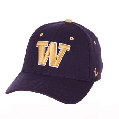 Washington Huskies Zephyr ZH Stretch Fit Cap Hat