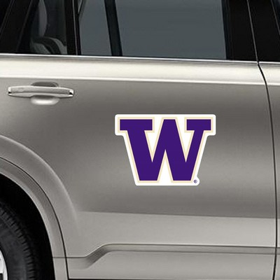 Washington Huskies Auto Magnet