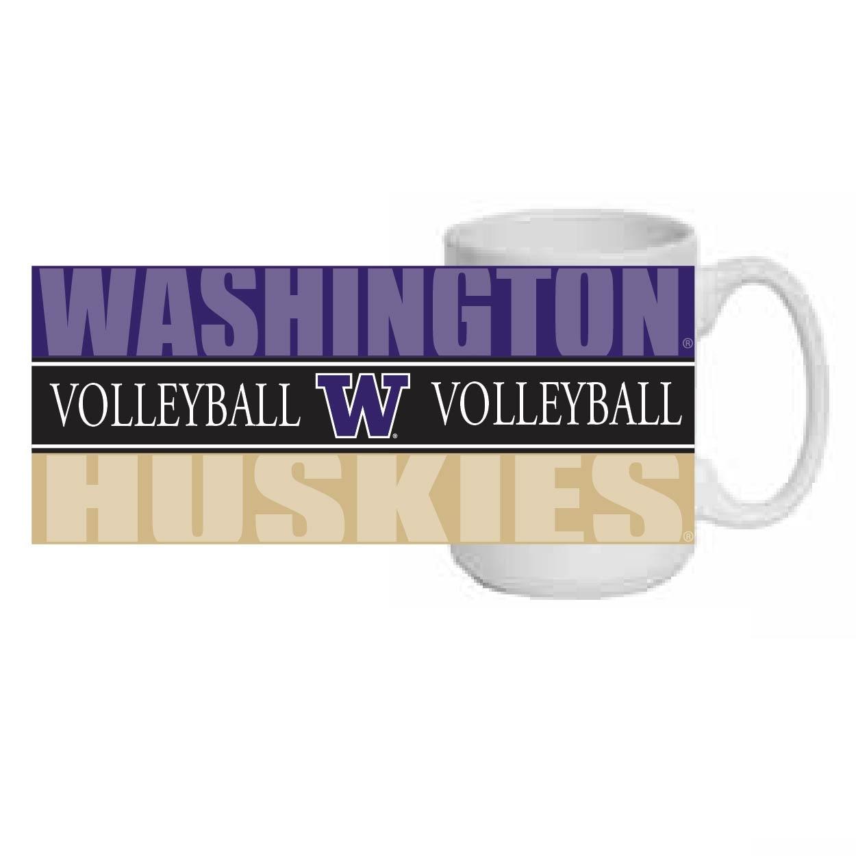 Washington Huskies 15oz Coffee Mug
