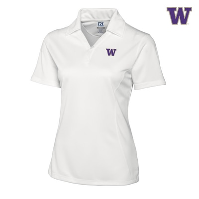 Washington Huskies Dry Tec Genre Polo