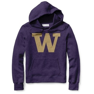 Washington Huskies Women's Classic Pullover Hoodie