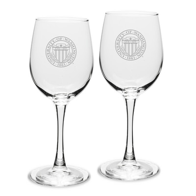 Set 2 White Wine Glass