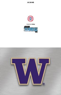 Washington Huskies Note Cards