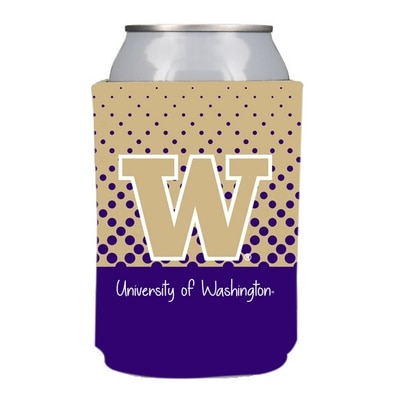 Washington Huskies Coozie
