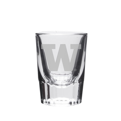Washington Huskies 2oz Shot Glass
