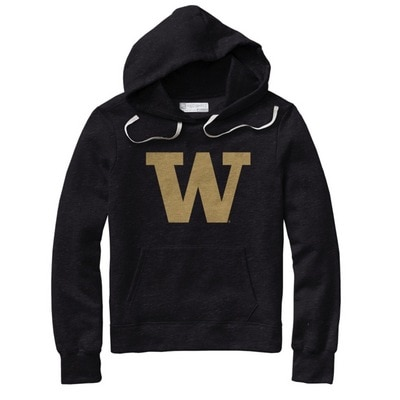 Washington Huskies Womens Classic Hood