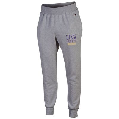 Washington Huskies Champion Reverse Weave Jogger
