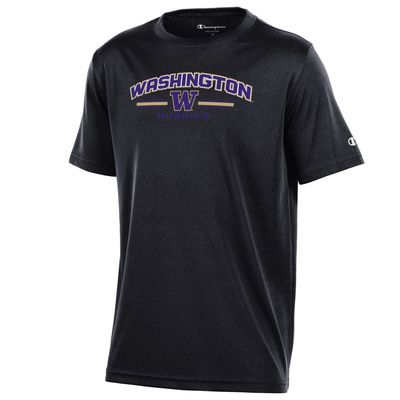 Washington Huskies Champion Youth Athletic T Shirt