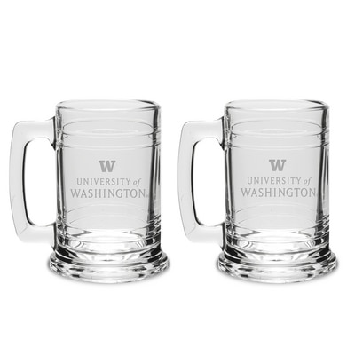 Washington Huskies Colonial Tankard