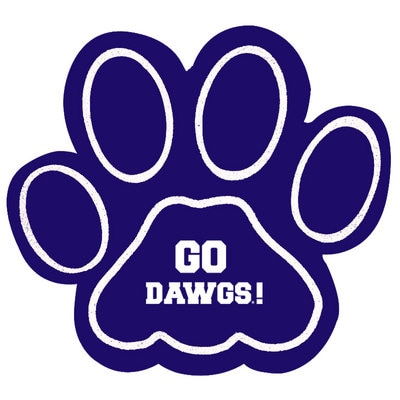 Washington Huskies 10 inch Foam Paw
