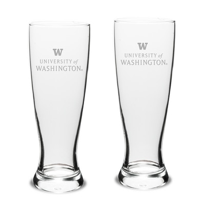 Washington Huskies Pilsner 2-Pack