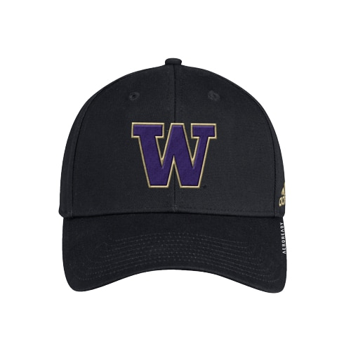 Washington Huskies Coach Mesh Structured Adjustable Hat