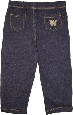 Washington Huskies Infant Jeans