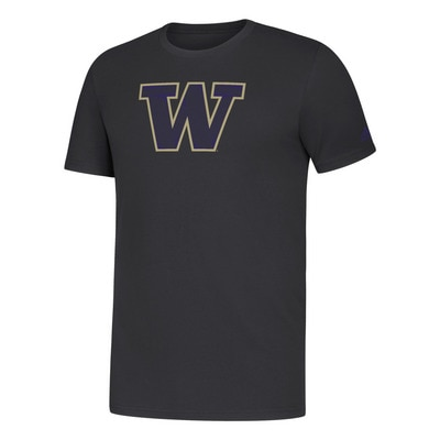 Washington Huskies Adidas Youth Amplifier T Shirt
